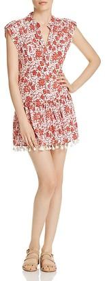 Poupette St. Barth Heni Mini Dress $300 thestylecure.com