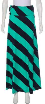 Lilly Pulitzer Striped Maxi Skirt