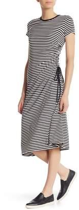 Theory Jilaena Striped Dress