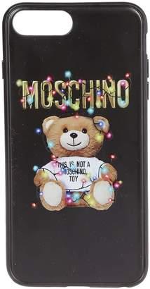 Moschino Iphone 7/8 Signature Bear Phone Case