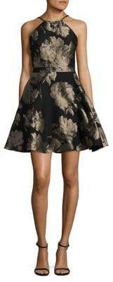 Xscape Evenings Halterneck A-Line Dress
