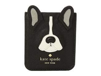 Kate Spade Antoine Applique Sticker Pocket