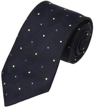 IDEA FashionOn FAA2060 Brown Floral Italy Accessories Woven Silk Mens Necktie Casual Gift By