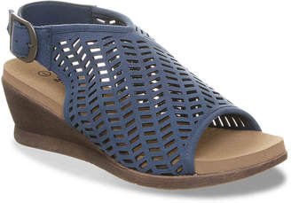 BearPaw Roxie Wedge Sandal - Women's