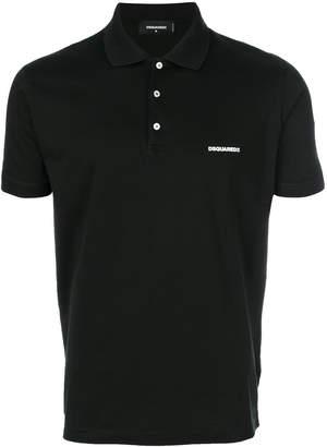DSQUARED2 basic polo shirt