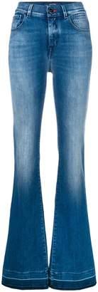 Jacob Cohen flared leg jeans