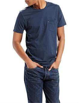 Levi's Ss Sunset Pocket Tee
