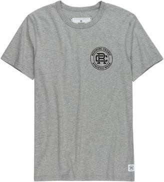 Reigning Champ Crest Logo Short-Sleeve T-Shirt - Men's