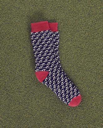 Geo cotton socks $29 thestylecure.com