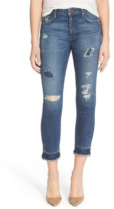 Women's Joe's 'Billie' Ankle Boyfriend Jeans $198 thestylecure.com