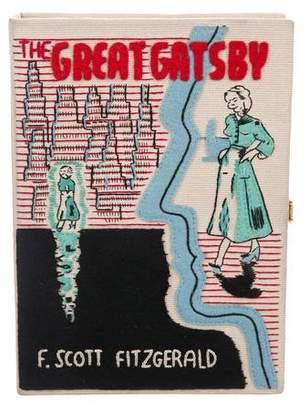 Olympia Le-Tan Great Gatsby Book Clutch
