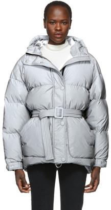 Ienki Ienki Grey Down Michelin Jacket