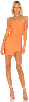 superdown Elina Slit Bandage Dress
