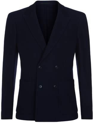 Ermenegildo Zegna Wool Textured Blazer