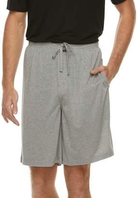 Van Heusen Men's Knit Sleep Shorts