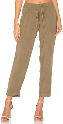 Michael Stars Tapered Pant $108 thestylecure.com