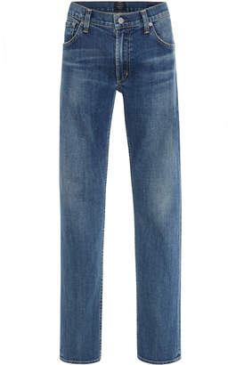 Citizens of Humanity Rocky Mid-Rise Slim-Leg Jeans