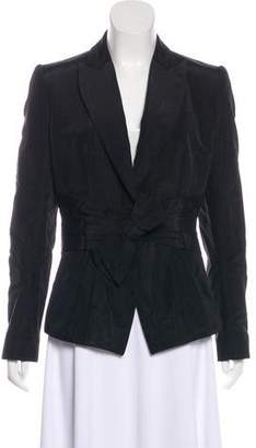 Andrew Gn Structured Long Sleeve Blazer w/ Tags