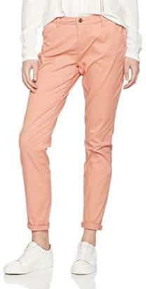 Only Women's onlPARIS REG SK Chino Pants PNT AKM NOOS Trouser, Brown (Desert Taupe), /L