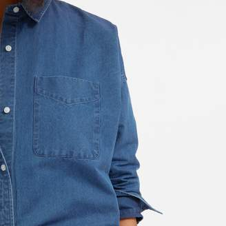 Everlane The Square Jean Shirt