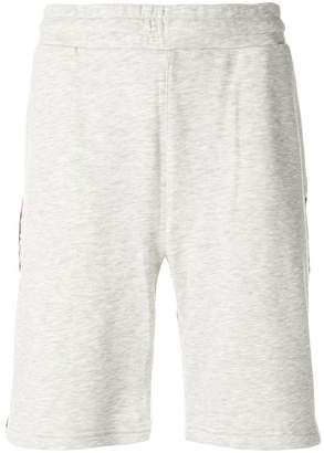Fila logo trim shorts