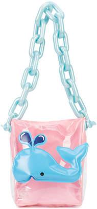 Mary Katrantzou Wale inflatable bag