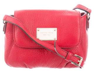 a9f1bf4c962bf1 MICHAEL Michael Kors Red Leather Crossbody Handbags - ShopStyle