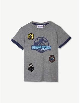 Fabric flavours Jurassic World cotton T-shirt 3-10 years
