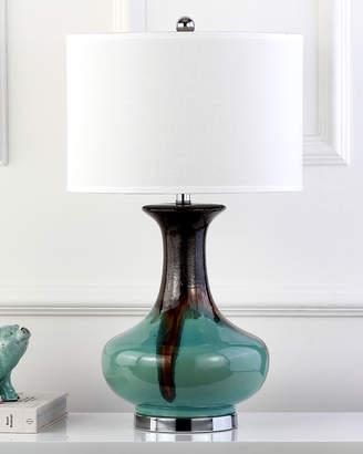 Safavieh Georgia Reactive-Glazed Table Lamp