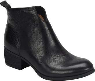 Sofft Notch Front Booties - Coleta