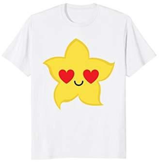 Starfruit Heart Eye Shirt T-Shirt Tee