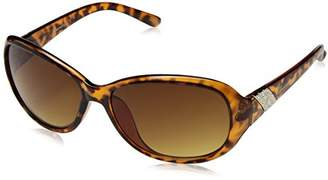 UNIONBAY Union Bay Women's U277 TS Oval Sunglasses