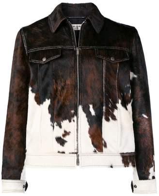 Saint Laurent 'Cowboy' fur jacket