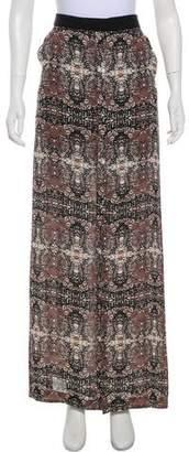 A.L.C. Silk Maxi Skirt