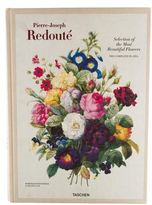 Redouté: Most Beautiful Flowers