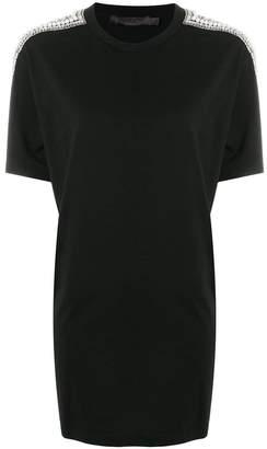 Amen embellished sleeve T-shirt
