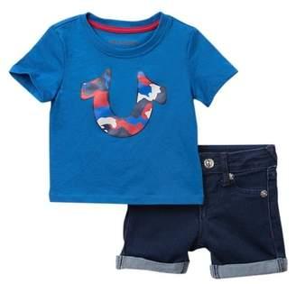 3c297b090 True Religion Camo Tee   Shorts Set (Baby Boys)
