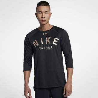 Nike Dri-FIT Legend Men's 3/4-Sleeve Baseball T-Shirt