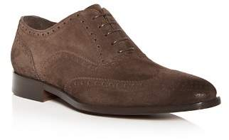 To Boot Men's Cologne Suede Wingtip Oxfords