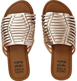 Billabong Women's Tread Lightly Flat Sandal