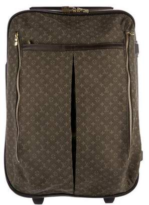 Louis Vuitton Mini Lin Annette Trolley