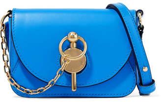J.W.Anderson Nano Keyts Leather Shoulder Bag