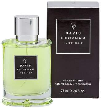 David Beckham Instinct Eau de Toilette - 75ml