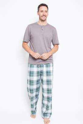 Next Mens Cyberjammies T-shirt and Pyjama Set f33356b5a