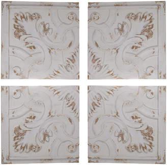 A&B Home Set Of 4 Kawan Wall Panels