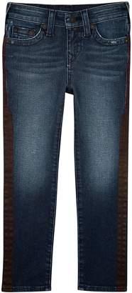 True Religion Brand Jeans Rocco Straight Leg Jeans