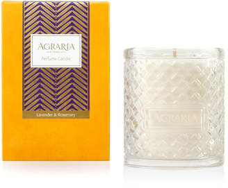 Agraria Lavender & Rosemary Woven Crystal Perfume Candle, 7 oz.