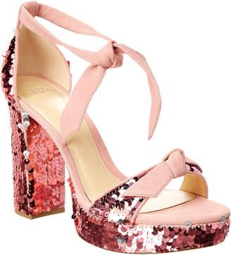 Alexandre Birman Mabeleh 110 Sequin Platform Sandal