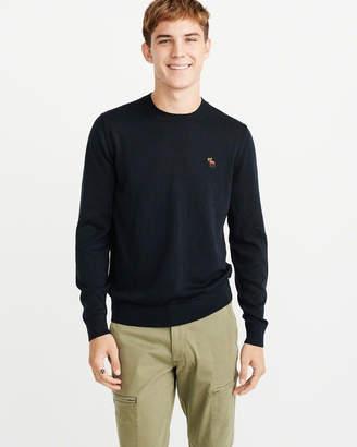 Abercrombie & Fitch Icon Crew Sweater
