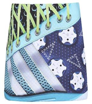 adidas Exc printed skirt